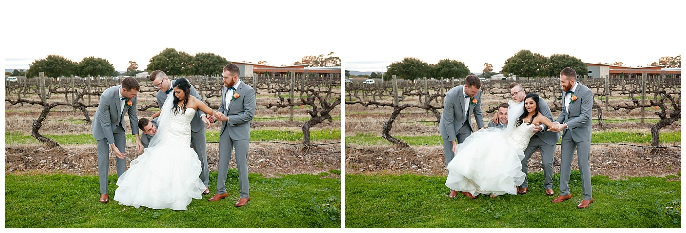 Wedding Photography at Sandalford Winery in The Swan Valley