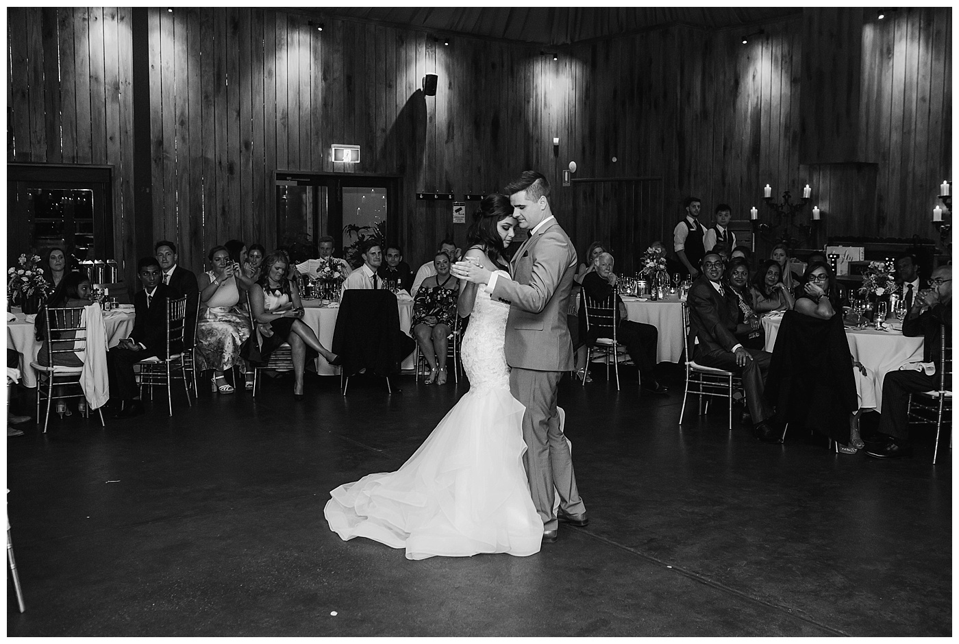 First Dance at Sandalford Winery in The Swan Valley