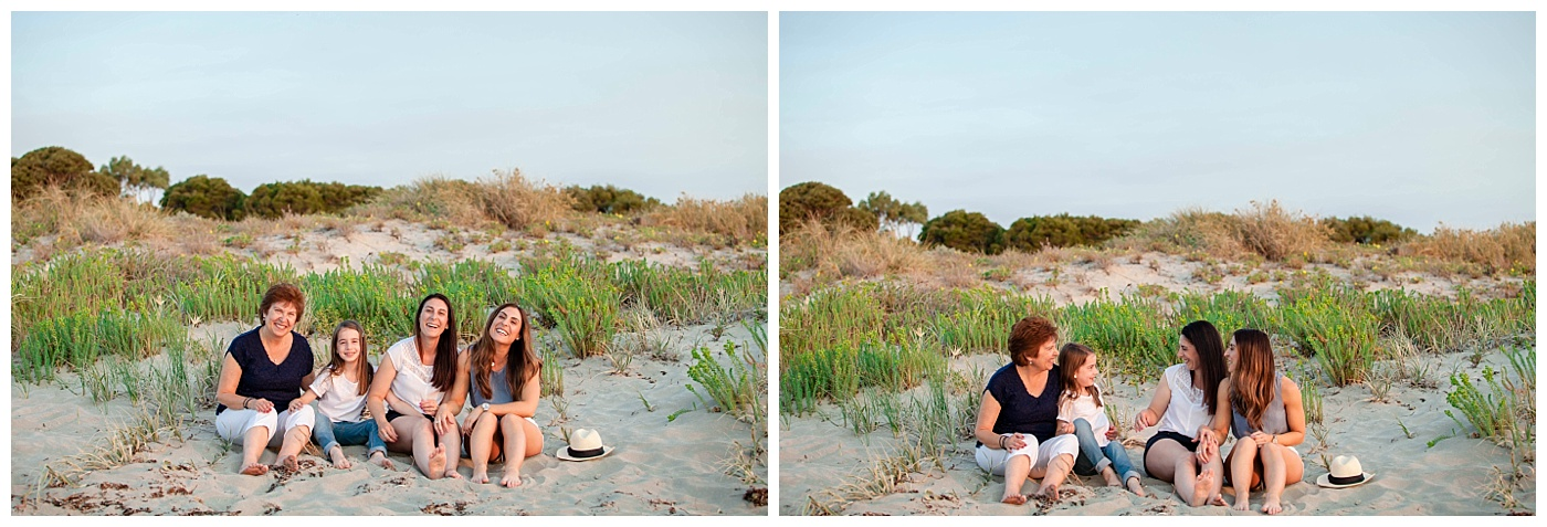 Perth family photography at Coogee Beach, Perth