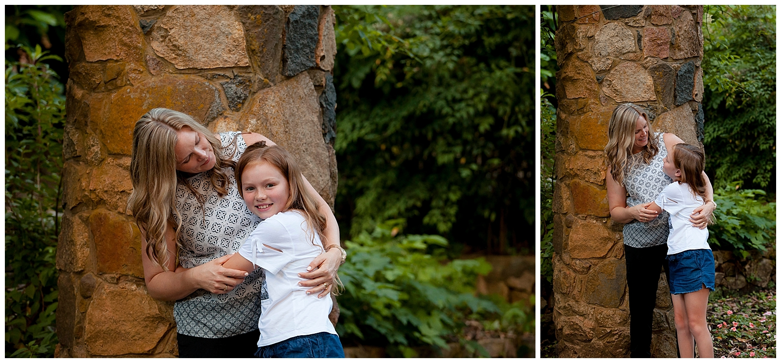 Perth family photography at Araluen Botanic Park in Roleystone, Perth