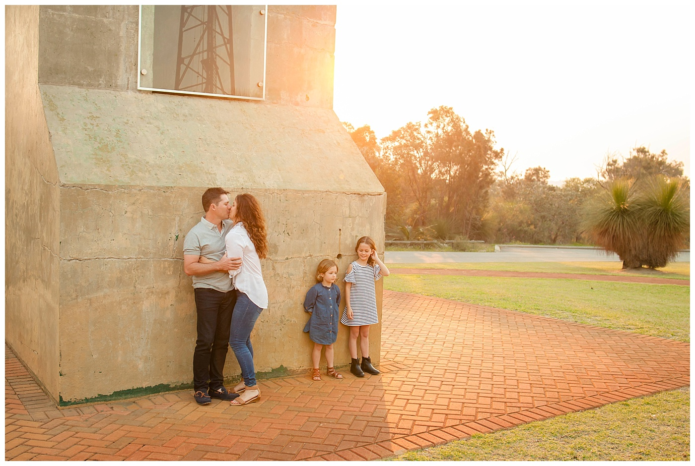 Family Photography at Wireless Hill in Perth.