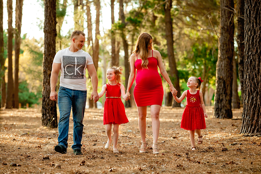 Perth Family Photography at Pine Park