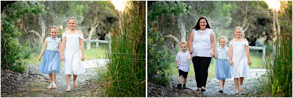 Family photography with WhiteJasmin Photography.