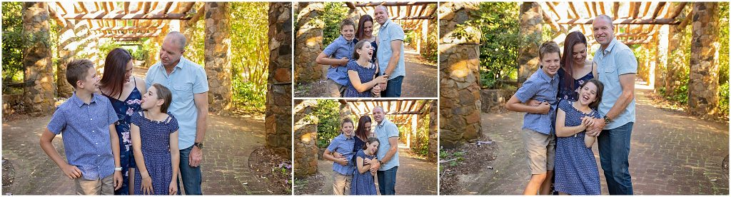 Family photography at Araluen Botanic Gardens in Perth by WhiteJasmin Photography