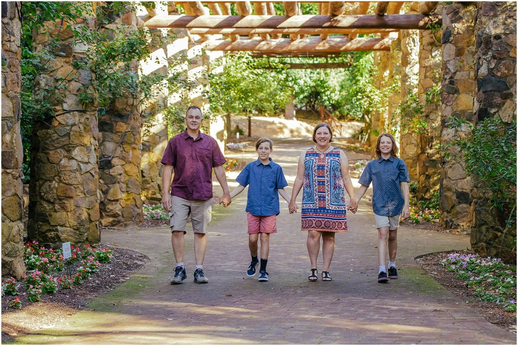 Perth Family Photography at Araluen Botanic Gardens in Perth by WhiteJasmin Photography.