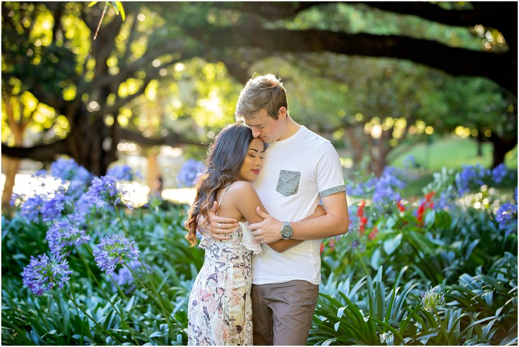 Perth Couple Photography at Hyde Park and South Perth Foreshore with WhiteJasmin Photography.